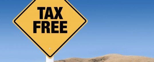 Can you give a property away tax free